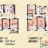 鑫源中央新城户型图2