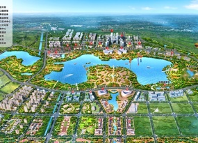 周口恒大时代新城效果图