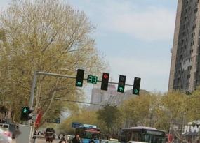 荣邦花园二期位置交通图