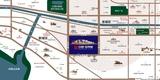 中骏世界城位置交通图