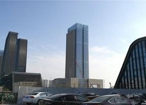 天成时代商务广场实景图
