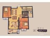奥兰天和家园 户型图