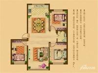 长江花园二期3室2厅1卫 98㎡