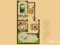 长江花园二期2室2厅1卫 61㎡