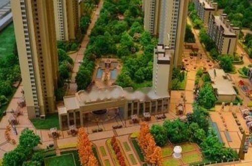 碧桂园时代城实景图