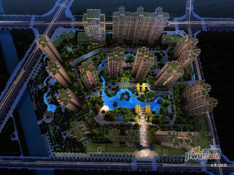 越地香港花园效果图
